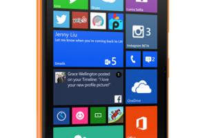 Le Nokia Lumia 735 est disponible en France !