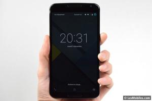 Test du Google Nexus 6 : un Moto X version XL qui ne veut pas se l'avouer