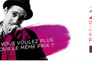 Virgin Mobile : option « Dooble Data » offerte sur tous les forfaits