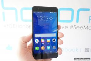 Le Honor 6 Plus disponible à 399 euros