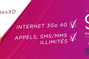 Virgin Mobile relance son forfait 3 Go en 4G à 9,99 euros