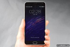 Test du Meizu m2 note : plus qu'un m1 note compatible 4G ?