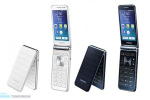 Samsung Folder : encore un clamshell sous Android