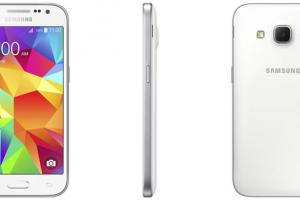 Les Samsung Galaxy Grand et Galaxy Core Prime Value Edition sont disponibles