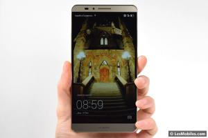 Huawei Ascend Mate 7 : EmotionUI 3.1 (Android 5.1.1) est désormais disponible