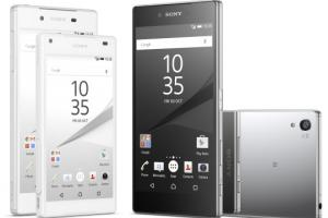 Sony Xperia Z5 : l'application photo a été mise à jour