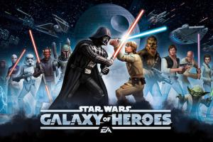Star Wars Galaxy of Heroes : encore un jeu Star Wars sur mobile ?