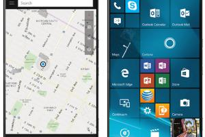 Here Maps abandonne Windows Phone