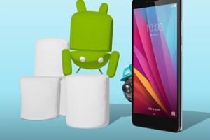 Honor 5X : Android Marshmallow entre en phase de test