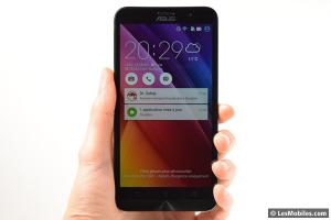 Asus ZenFone 2 : Android Marshmallow arrive enfin