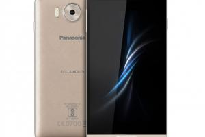 Panasonic Eluga Note : une phablette Full HD abordable pour l'Inde