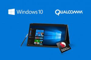 Qualcomm annonce que ses chipsets supporteront Windows 10