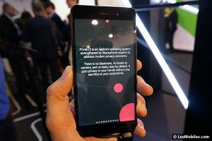 Silent Circle euthanasie les BlackPhone 2 non officiels