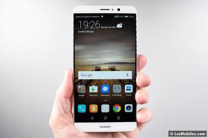 Test du Huawei Mate 9 : l'alternative au Galaxy Note 7 ?