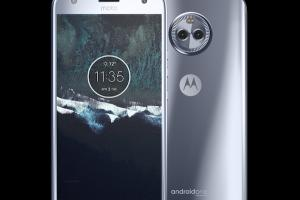 Google et Motorola officialisent le Moto X4 Android One