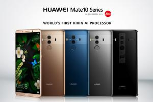 Huawei officialise le Mate 10