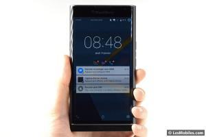 BlackBerry annonce la fin du support technique du Priv