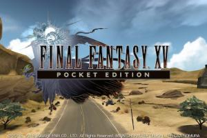 Square-Enix déploie Final Fantasy XV Pocket Edition sur Android et iOS