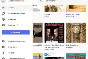 Google remplacerait Play Music par YouTube Remix ?