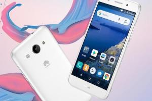 Huawei officialise son premier mobile Android Go : le Y3 (2018)