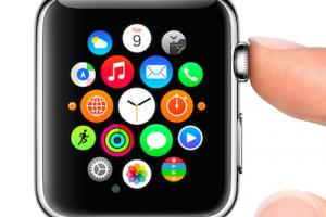 Un bouton sensitif dans la prochaine Apple Watch ?