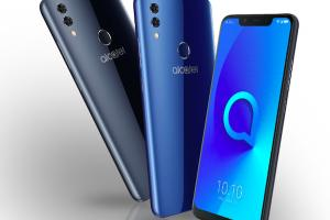 TCL présente l'Alcatel 5V, une version « plus » de l'Alcatel 5
