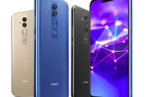 Huawei officialise le Mate 20 Lite