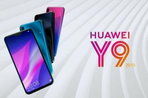 Huawei officialise le Y9 (2019)