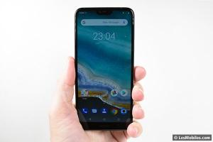 Le Nokia 7.1 sous Android One arrive en France