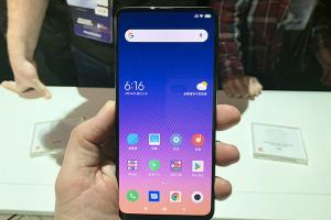 Xiaomi présente la version 5G du Mi MIX 3 (MWC 2019)