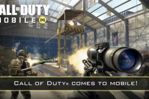 Call of Duty arrive bientôt sur iOS et Android
