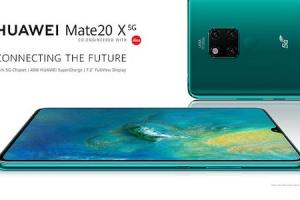 Huawei décline le Mate 20 X en version 5G