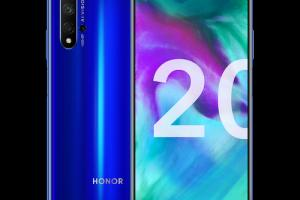 Honor officialise le Honor 20