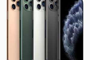 Apple iPhone 11 : les versions Pro plus populaires que la version classique ?