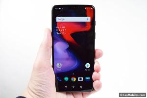 OnePlus proposera Android 10 sur les OnePlus 5/5T et 6/6T