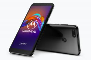 Motorola officialise le Moto E6 Play
