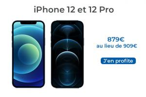 Les iPhone 12 et iPhone 12 Pro sont maintenant disponibles à la vente
