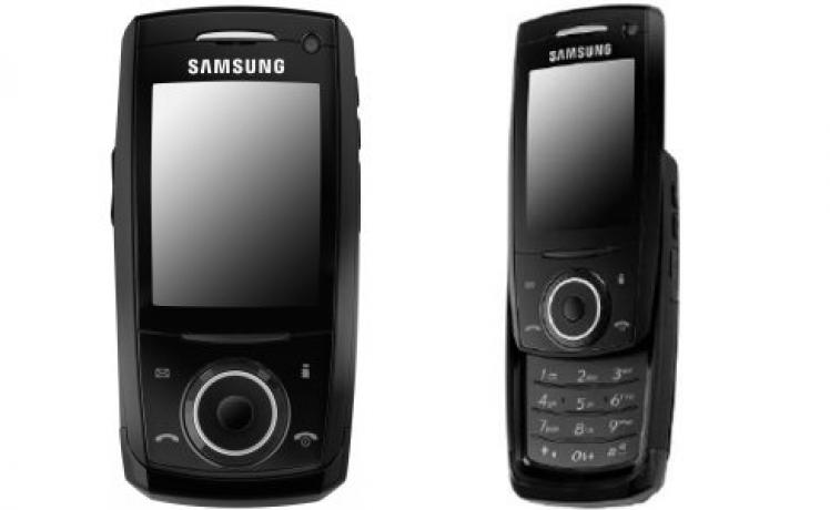 Samsung SGH-Z650i (i-mode EDGE)