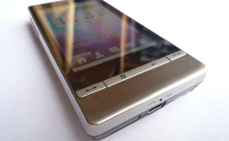 Test : HTC Touch Diamond2