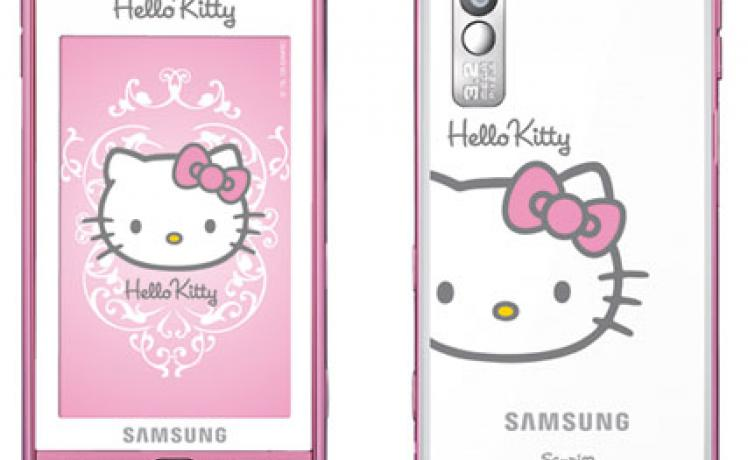 Samsung Player One Hello Kitty