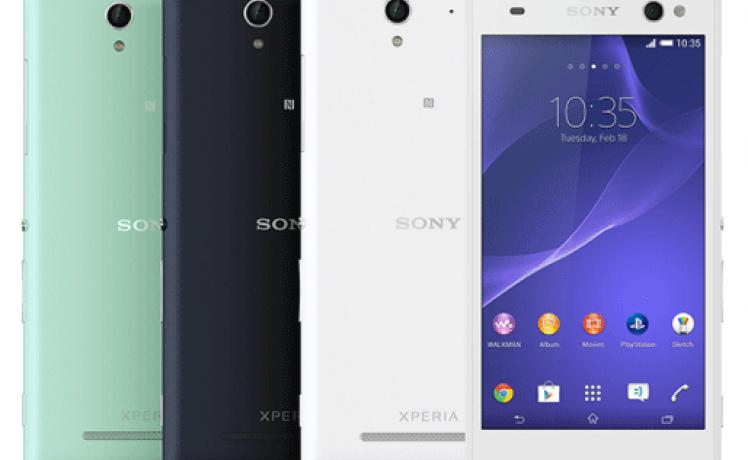 Sony Xperia C3 : Android 5.1 Lollipop arrive