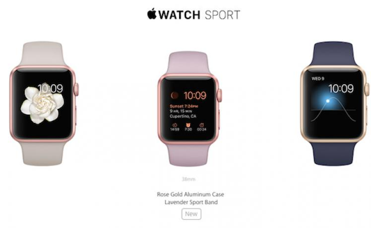 Apple WatchOS : la mise à jour absente d'iOS 9