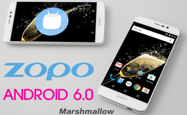 Zopo Speed 7 : Android 6.0 Marshmallow est disponible