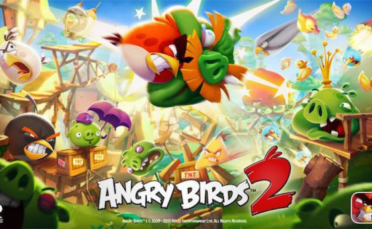 La série Angry Birds abandonne Windows 10 Mobile