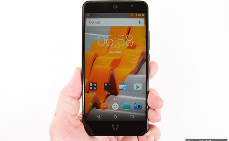 Le Wileyfox Swift 2 X arrive en France