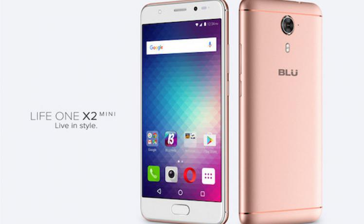 Blu Products présente une version Mini du Life One X2