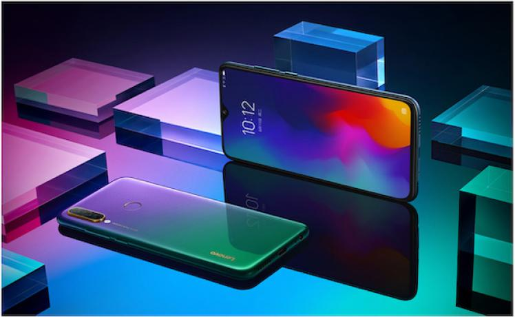 Lenovo officialise en Chine le Z6 Lite