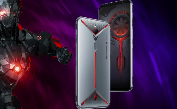 Nubia présente le Red Magic 3S