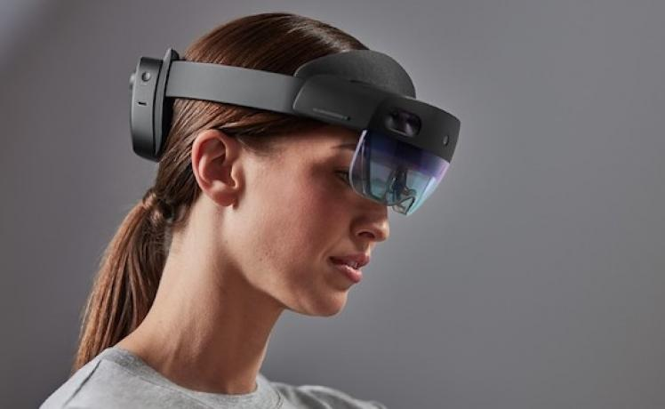 Microsoft HoloLens : la seconde version en vente en septembre